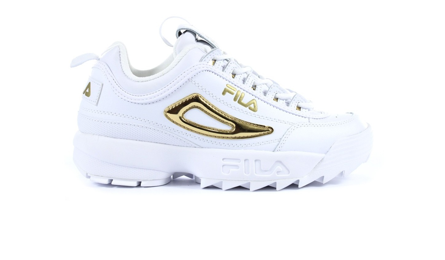 Zapatillas DISRUPTOR II METALLIC ACCENT